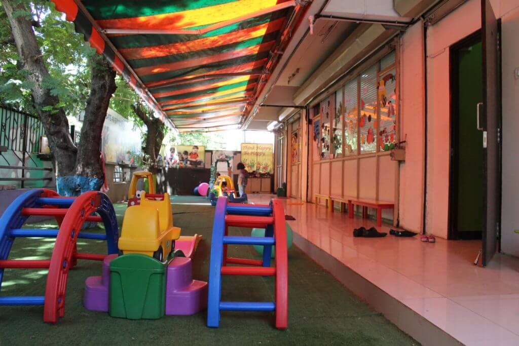The Best Day Care Centre in Mumbai