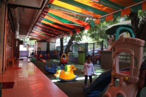 Play Area at The Best Preschool in Mumbai