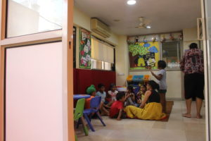 Fun activities at The best day care centre in Bandra East