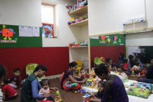 Child Care at the Best Preschool in Mumbai.