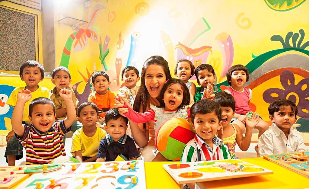 Best Preschool in Powai, Chandivali! Enroll Now