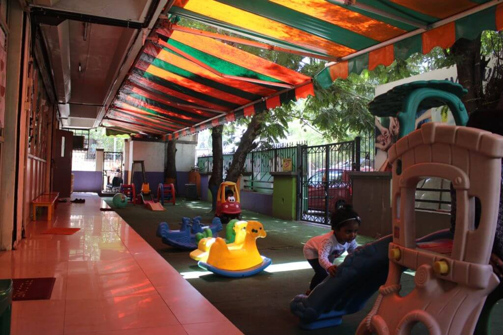 Best PreSchool in Andheri East Poonam Nagar
