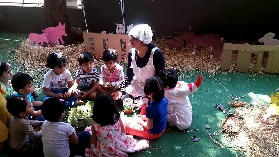 Activities at our Best Preschool in Andheri East Marol
